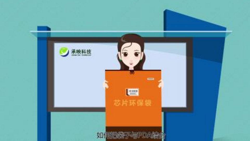上海承映环保袋项目动画2